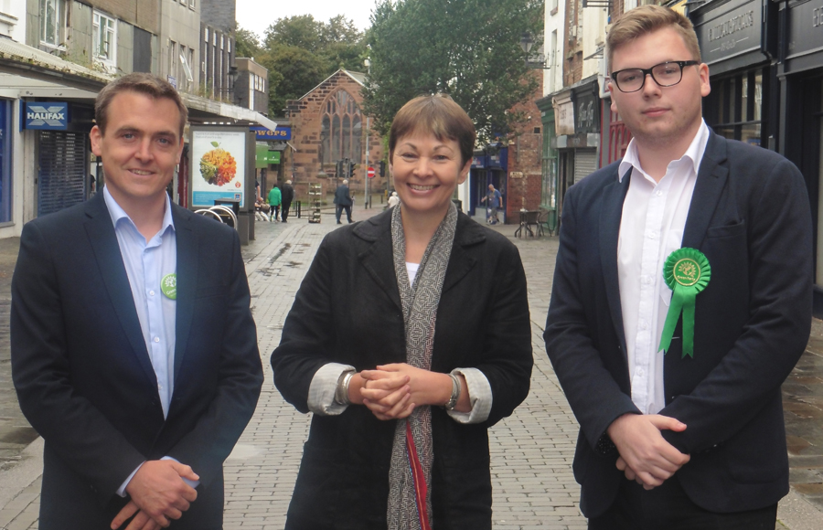 Knowsley Green Party